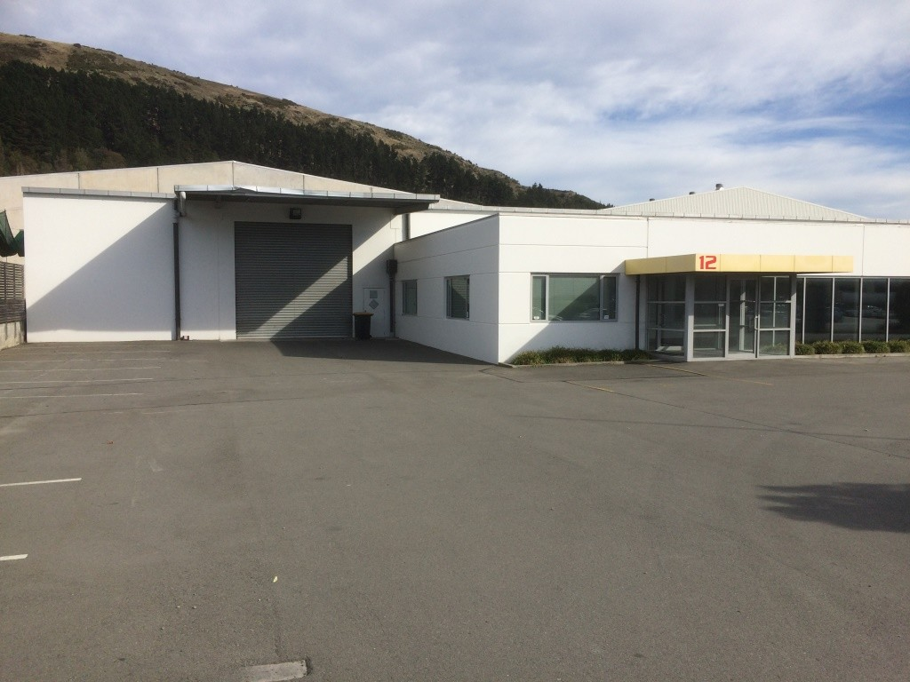 Industrial Warehouse  for Lease Hillsborough Christchurch