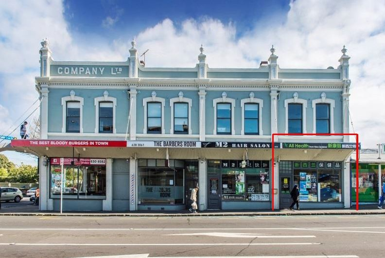 Retail  for Lease Mount Eden Auckland