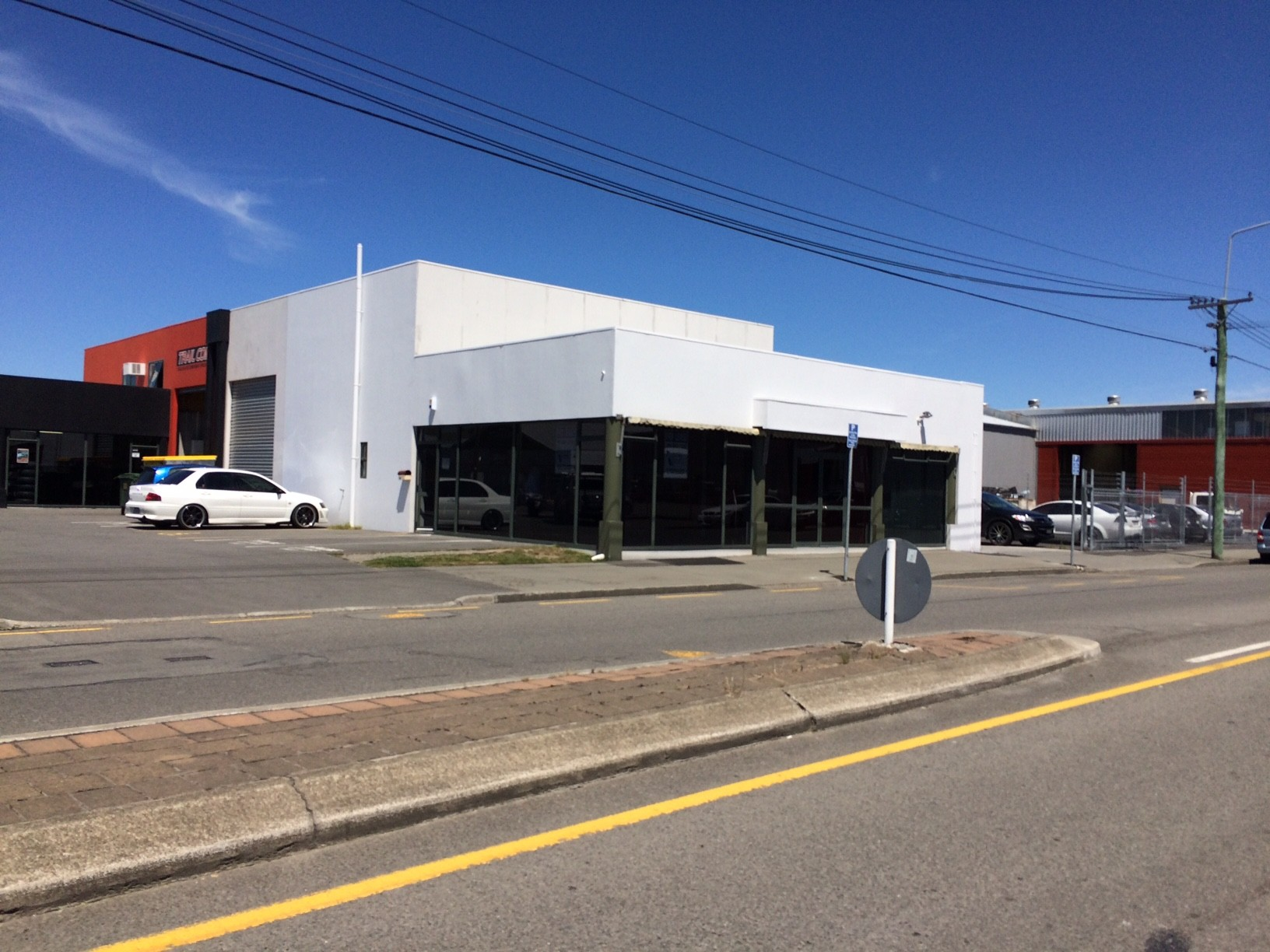 Industrial Warehouse  for Lease Sydenham Christchurch