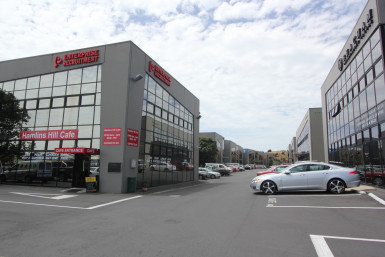 High Profile A-Grade Unit  for Lease Penrose Auckland