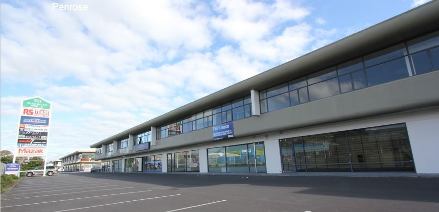 Tidy Industrial Unit  for Lease Penrose Auckland