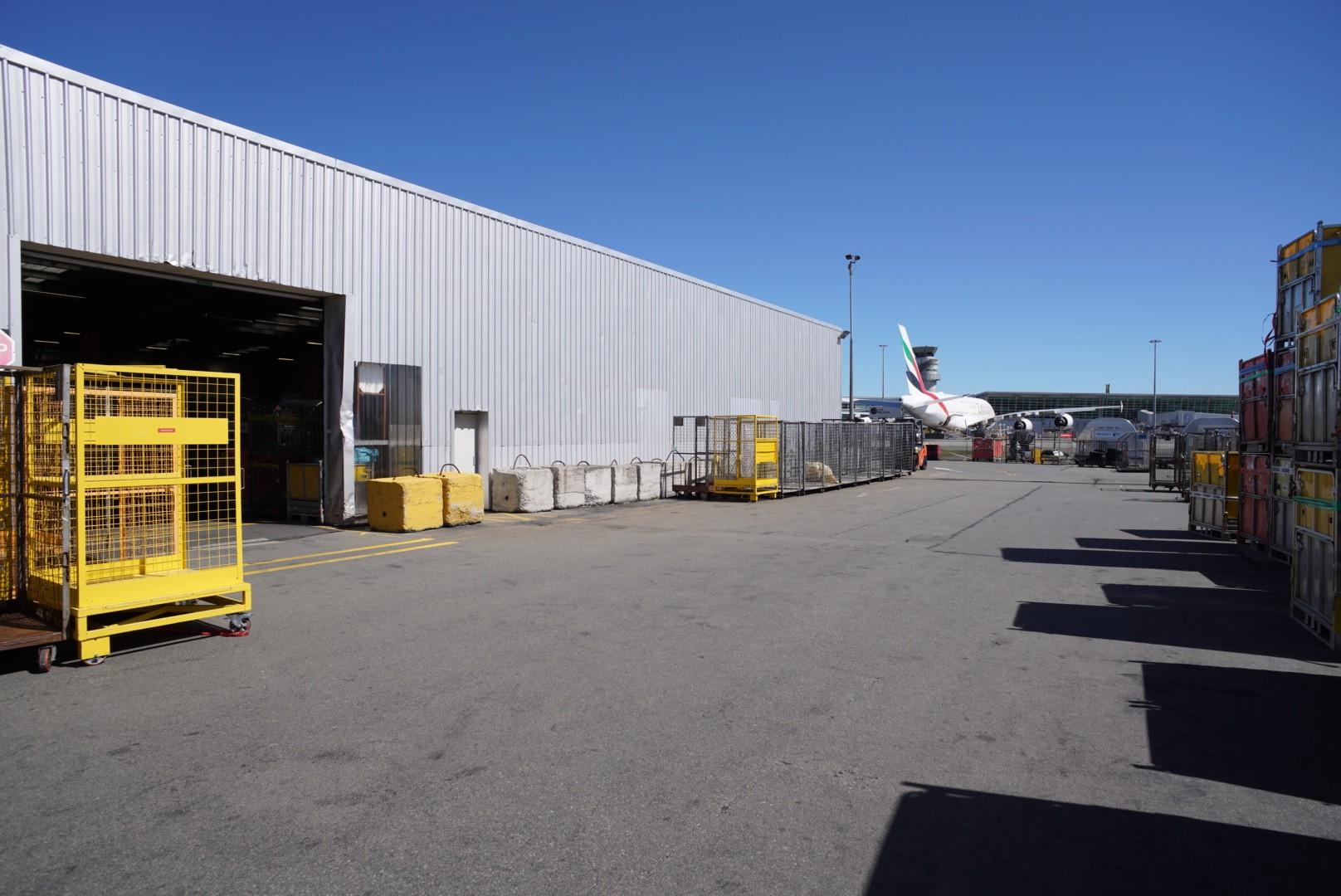 Freight Forwarding Depot  for Lease Hornby Christchurch