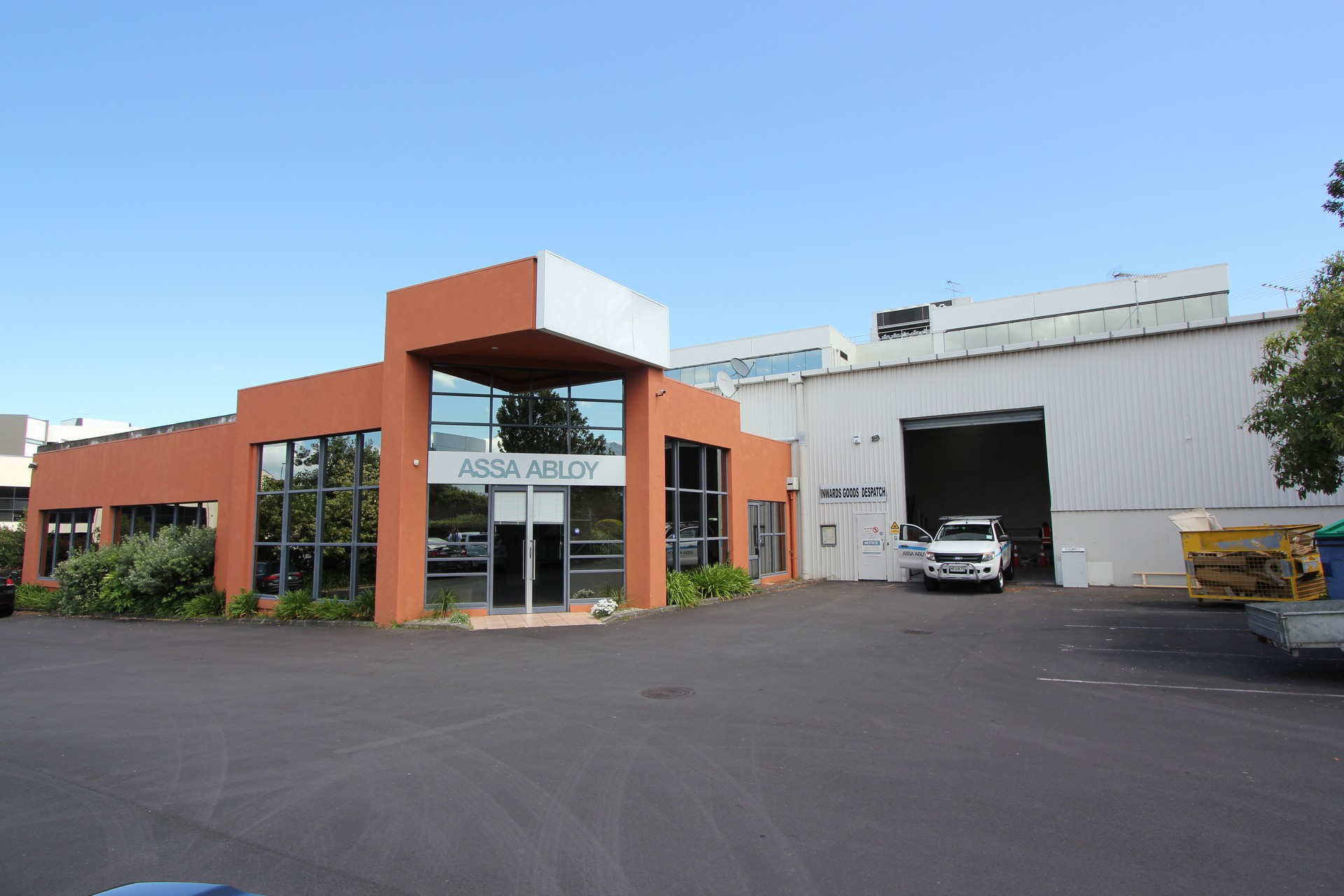 Standalone Warehouse  for Lease Penrose Auckland