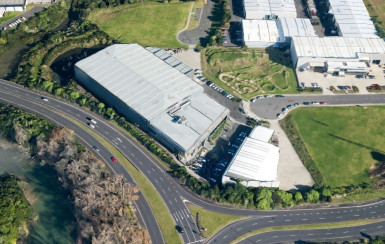 High Profile Industrial Unit  for Lease Mt Wellington Auckland