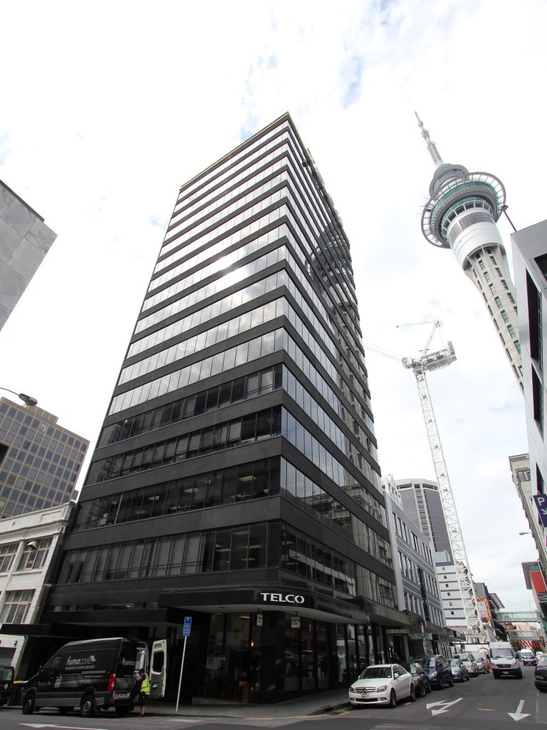 Office  for Lease Auckland Central