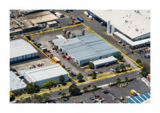 Vacant Heavy Industrial Warehouse  Property  for Sale