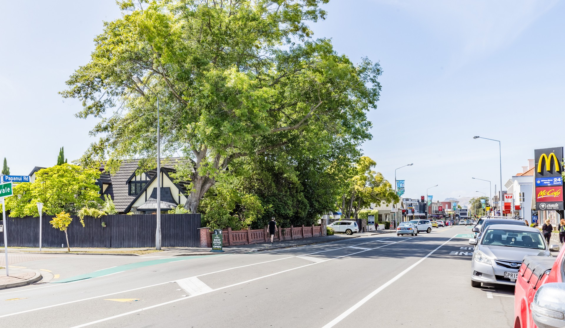 Corner Site Commercial  for Sale Merivale Christchurch