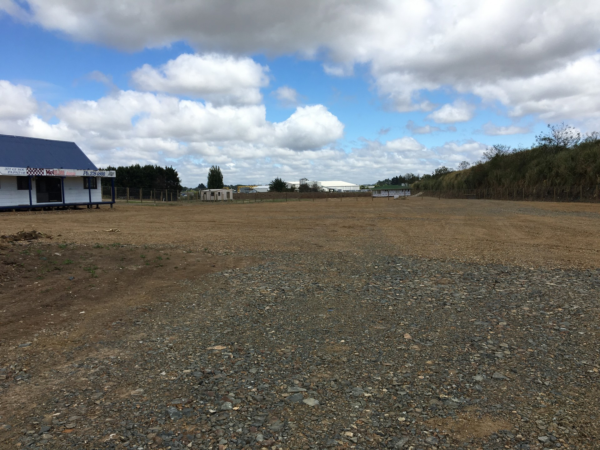 Heavy Industrial Yard  for Lease Auckland Papakura