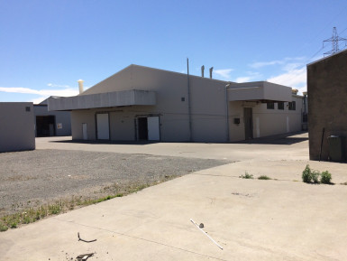 Warehouse and Office Building  for Lease Bromley Christchurch