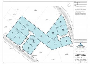 New Industrial Lots  Property  for Sale