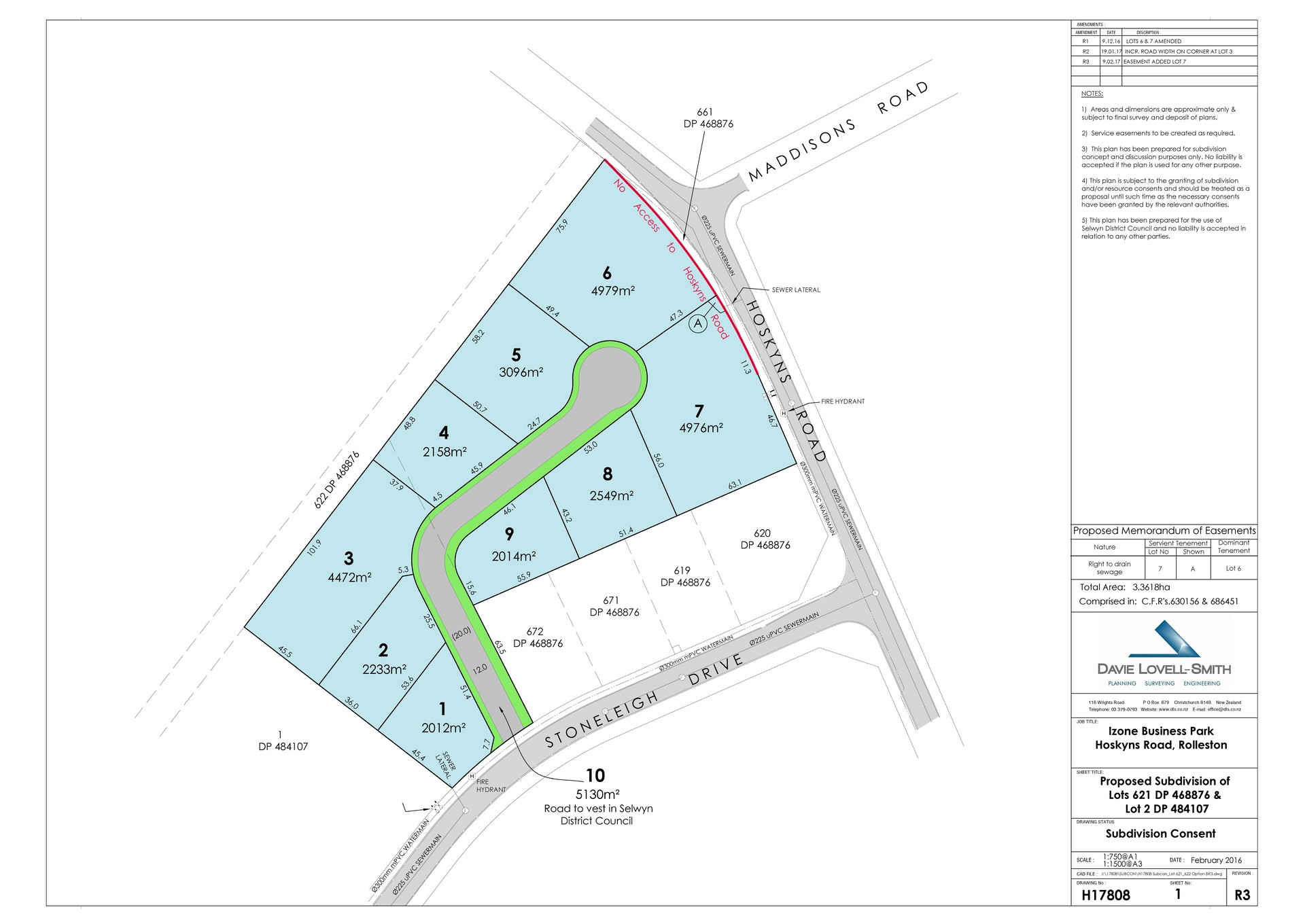 New small Land lots  for Sale Rolleston