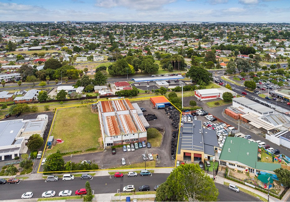 Affordable Industrial Land  for Sale Otara Auckland