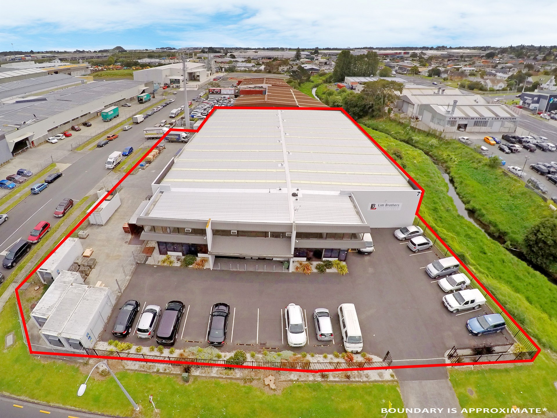 Prime Industrial Warehouse  for Sale Wiri Auckland