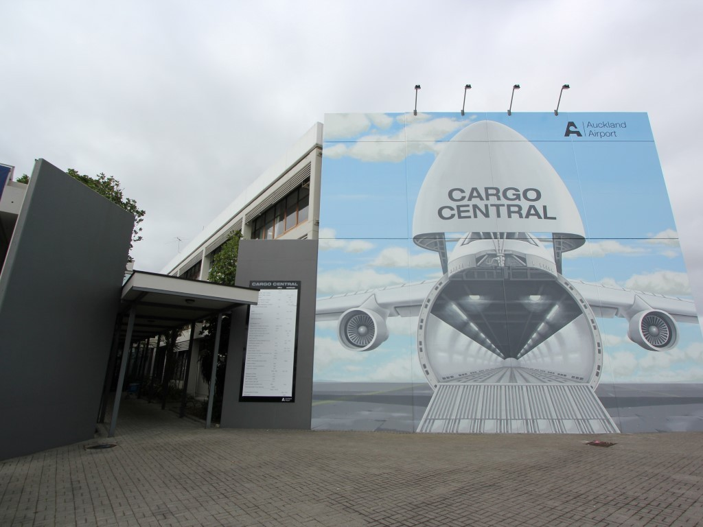 Cargo Central Office  for Lease Auckland Airport