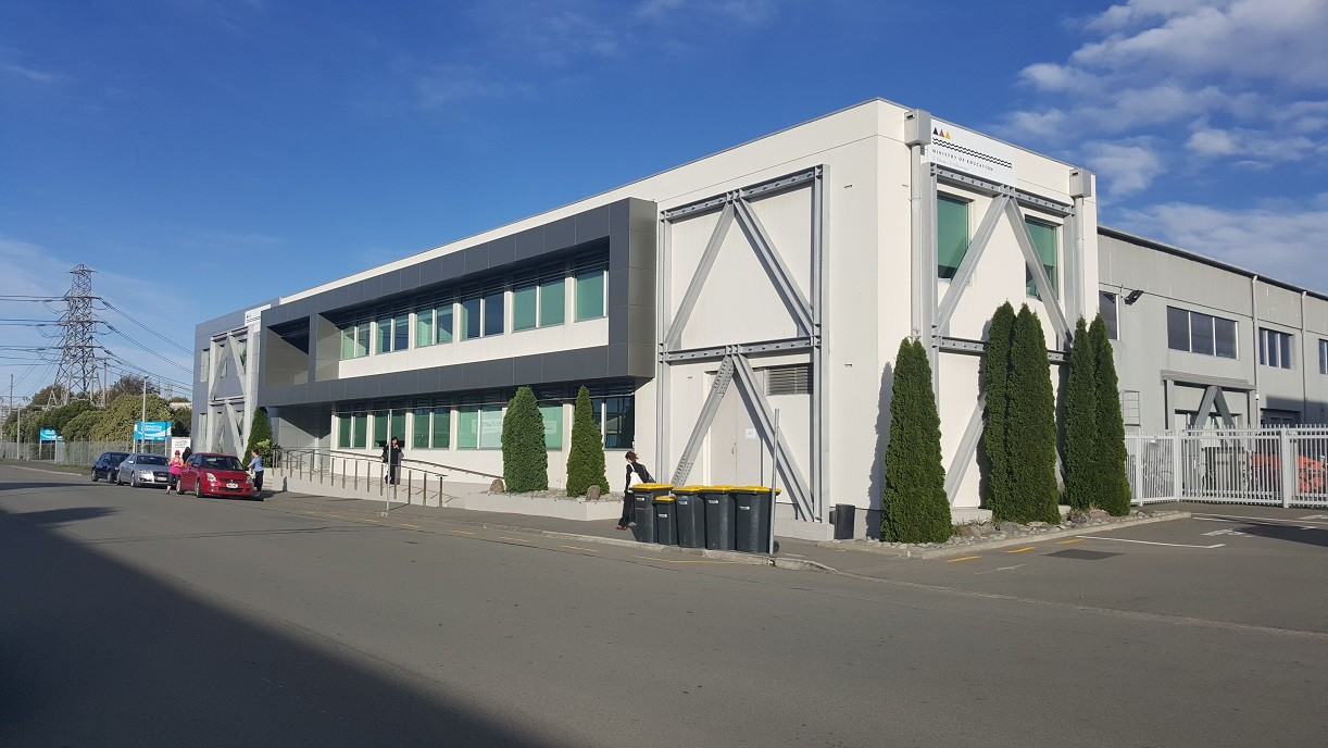 Quality Offices  for Lease Addington Christchurch