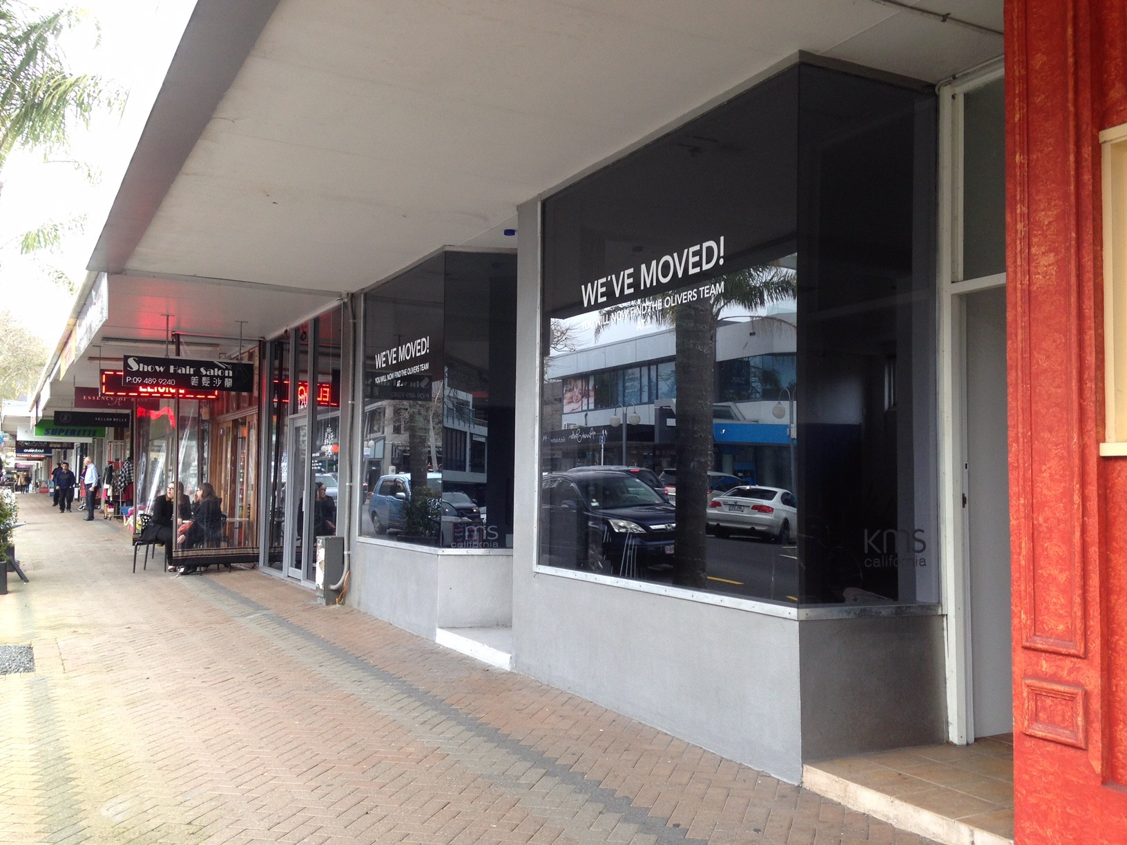 Well Positioned Retail  for Lease Takapuna Central