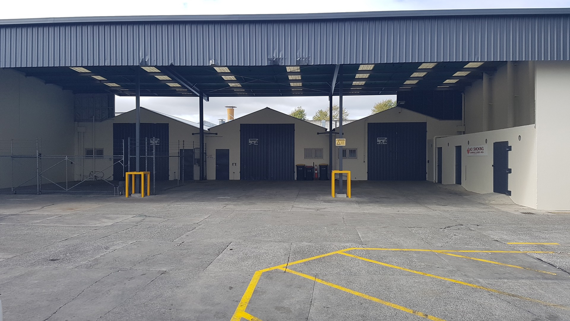 Industrial Warehouse  for Lease Middleton Christchurch