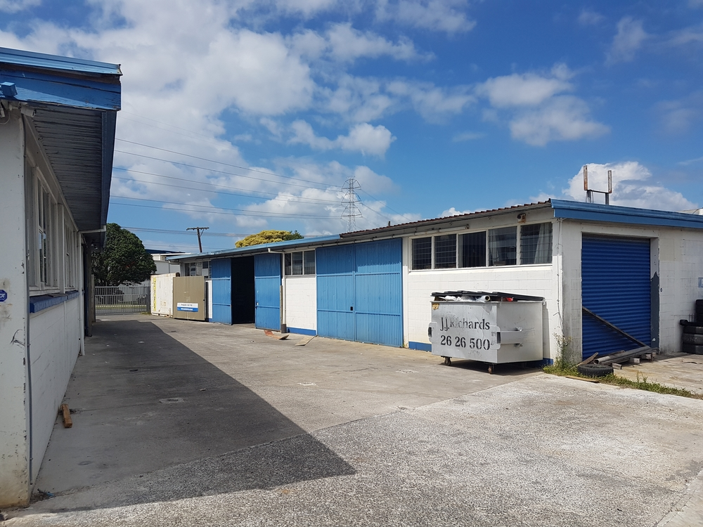 Lovegrove Industrial Unit  for Sale East Tamaki Auckland