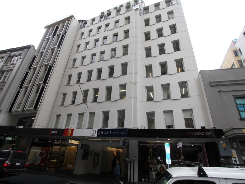 Tidy High Street Offices  for Lease Auckland CBD