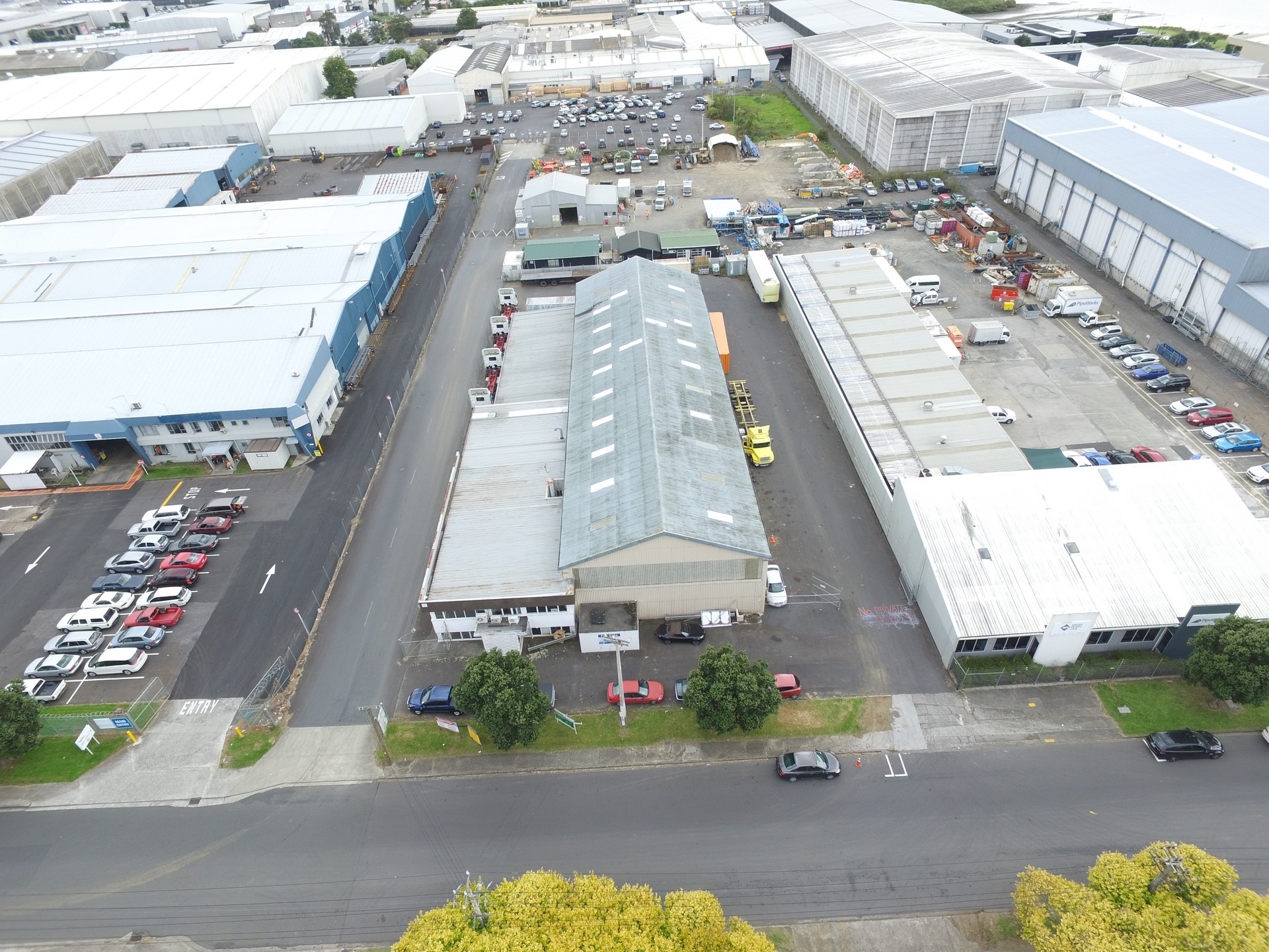 Sturdy Industrial  for Lease Mt Wellington Auckland