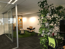 Tidy Office Property for Lease Auckland Central