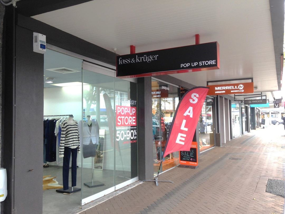 Prime Retail  for Lease Takapuna Central Auckland