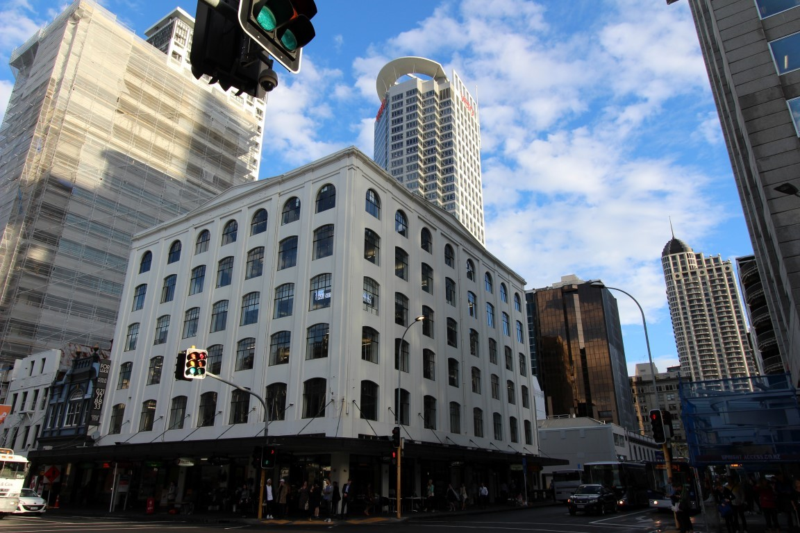 Character Space Offices  for Lease Auckland CBD