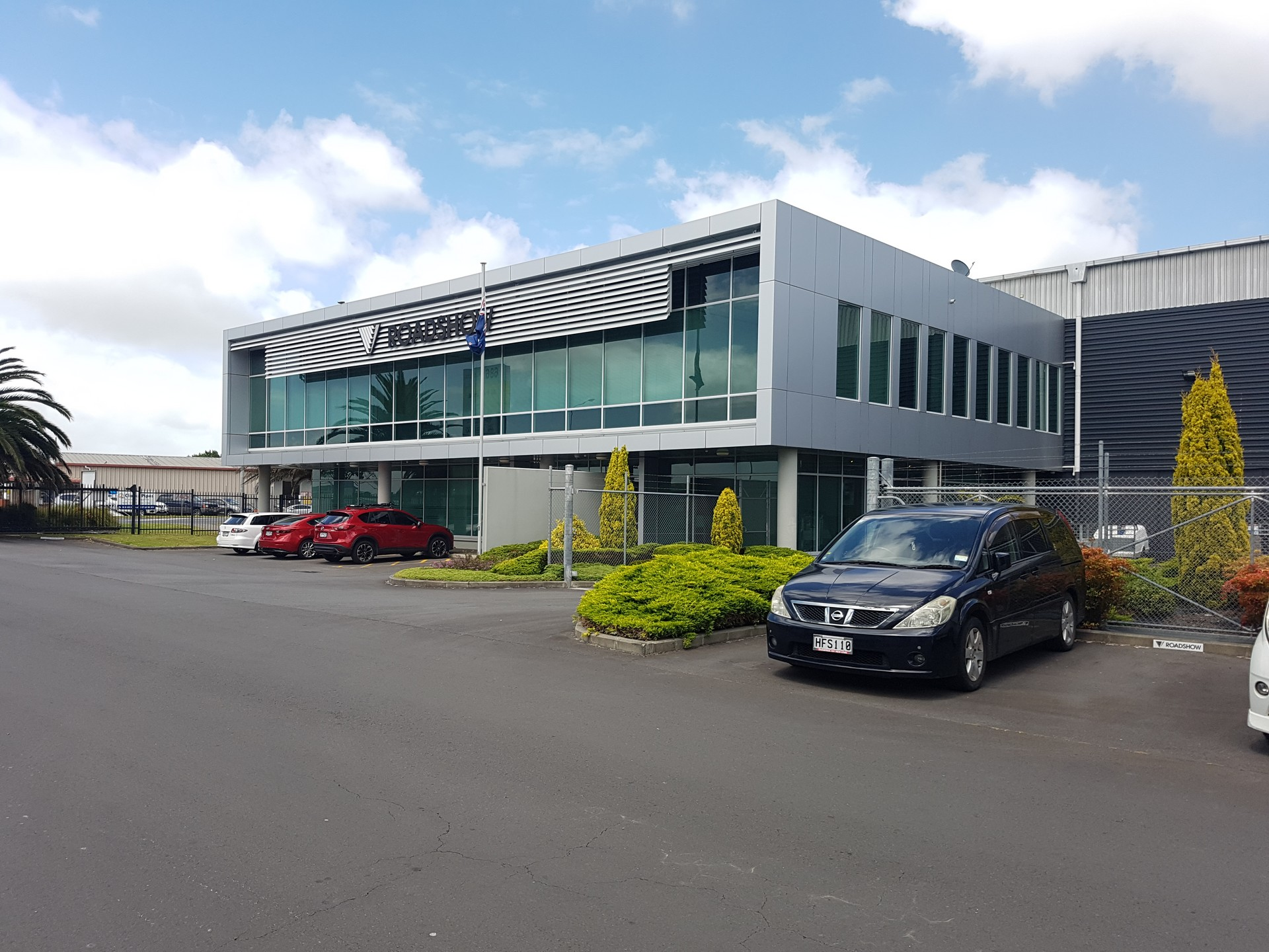 Industrial Warehouse  for Lease Avondale Auckland