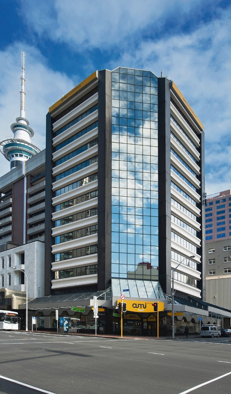 Open Plan Office Space  for Lease Auckland Central
