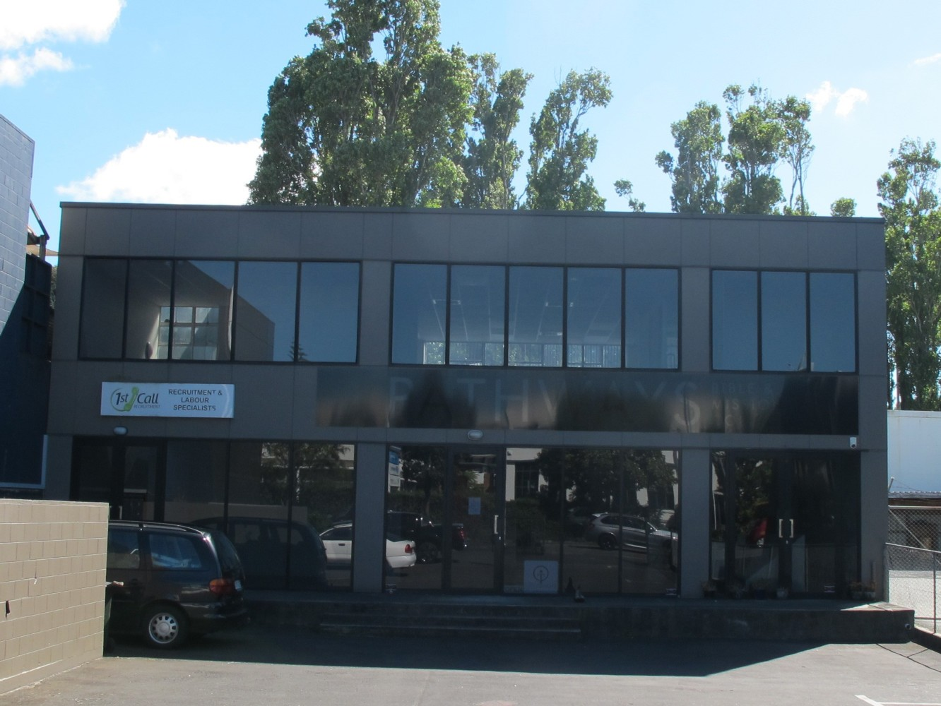 Sun-drenched Office  for Lease Penrose Auckland