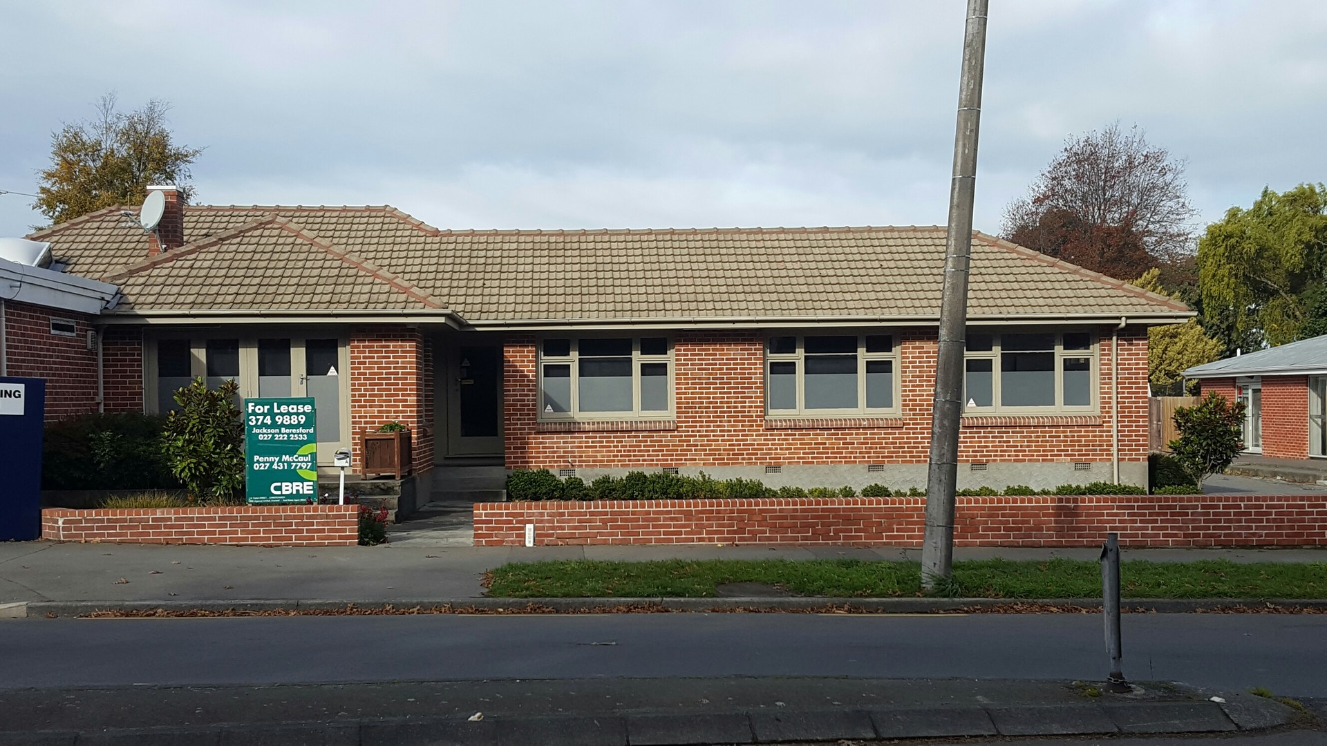 Suburban Office Rooms  for Lease Bishopdale Christchurch