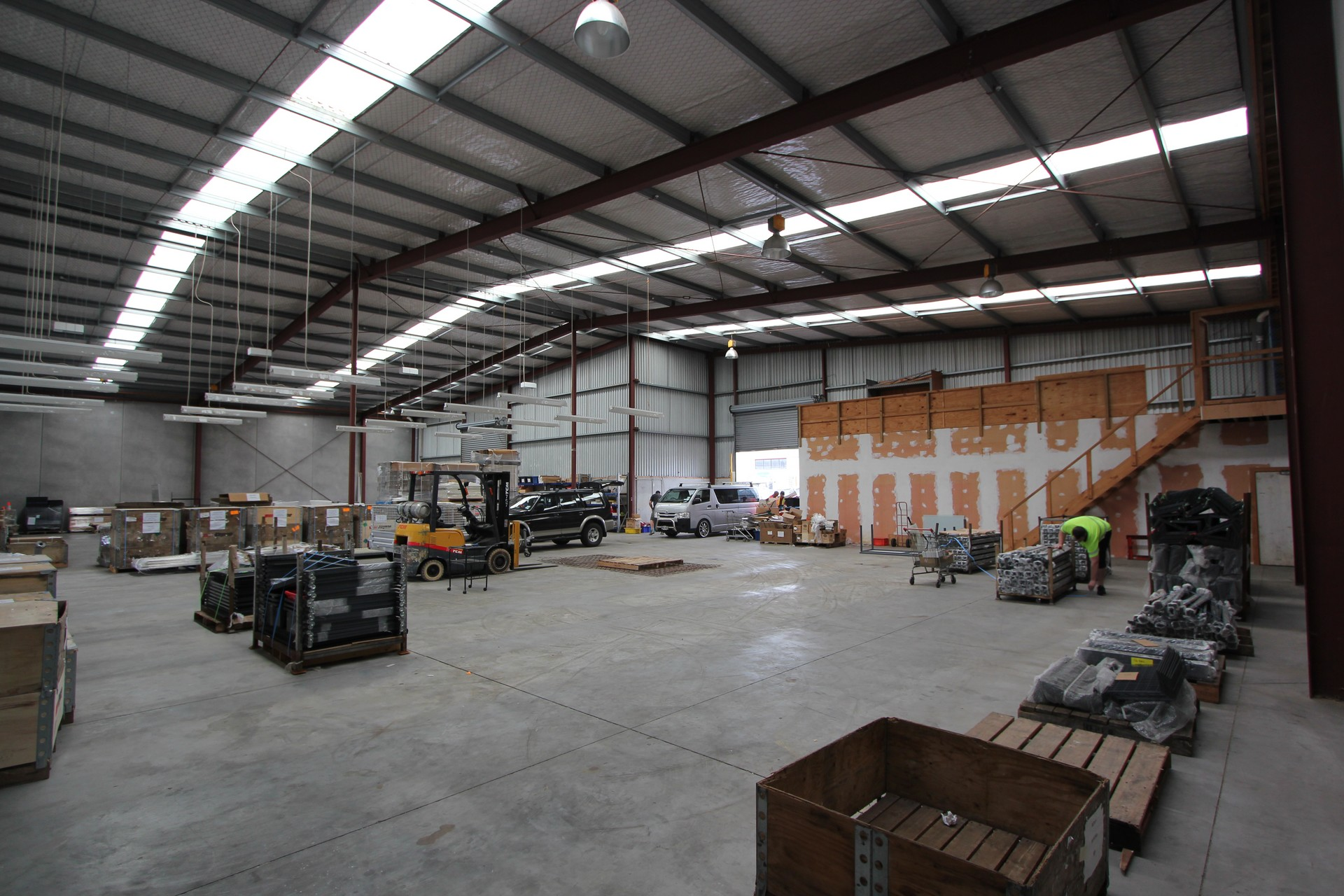 Warehouse & Office  for Lease Onehunga Auckland