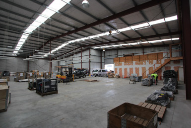 Warehouse & Office  Property  for Lease