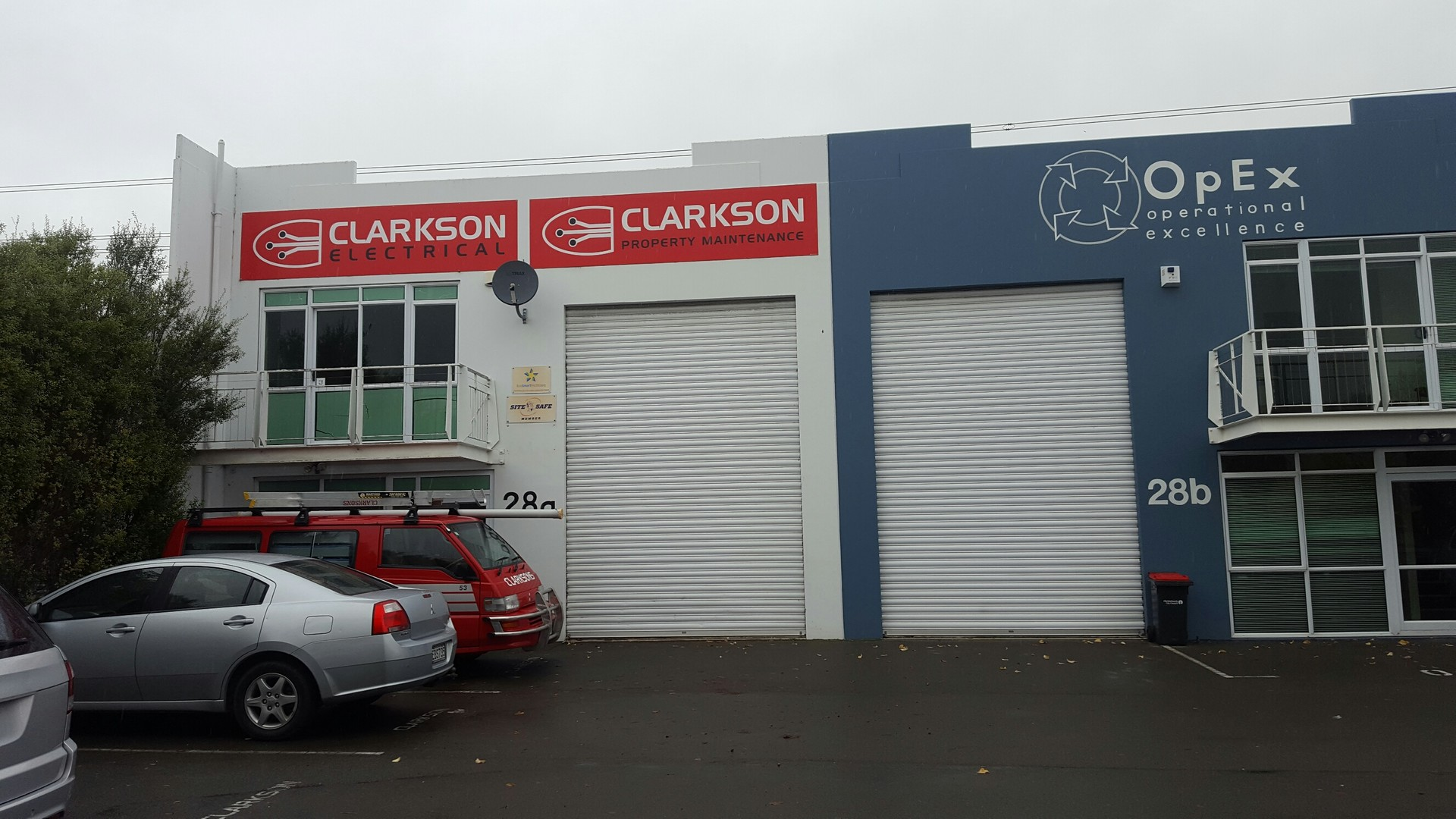 Modern Office and Warehouse  for Lease Riccarton Christchurch