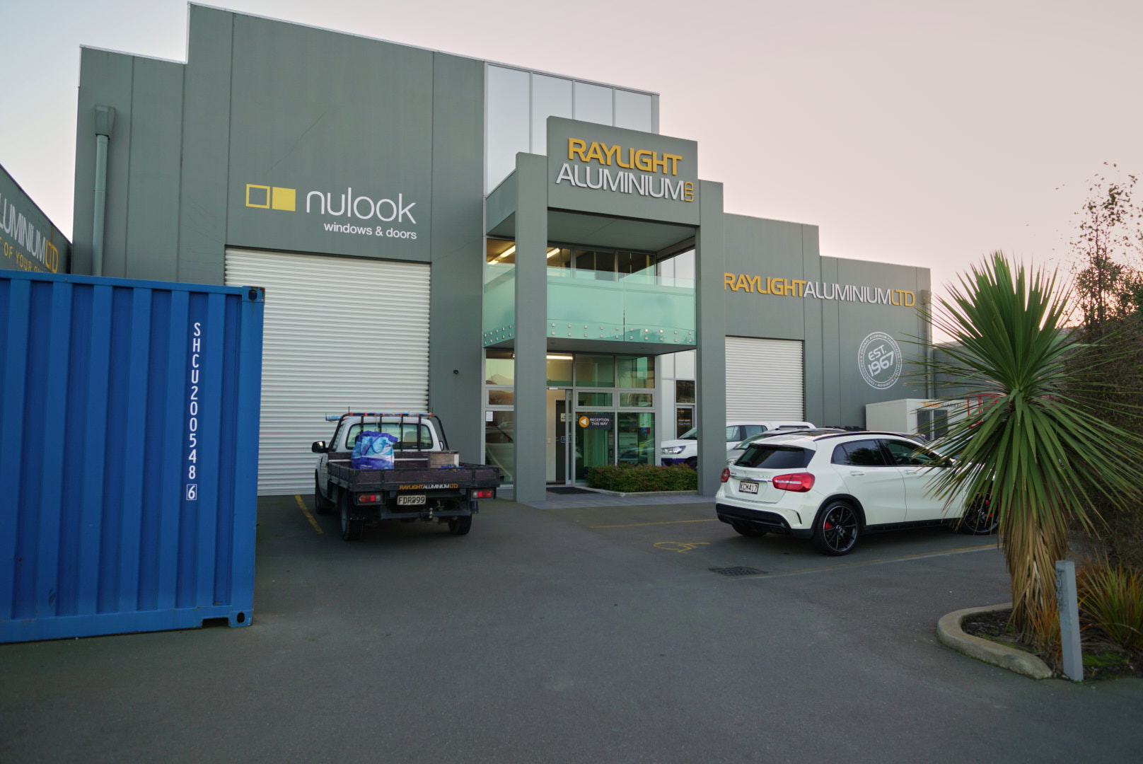 Industrial Warehouse  for Lease Addington Christchurch