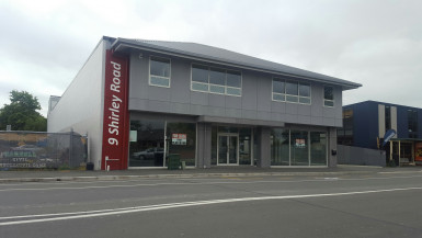 Showroom and Offices  for Lease Mairehau Christchurch