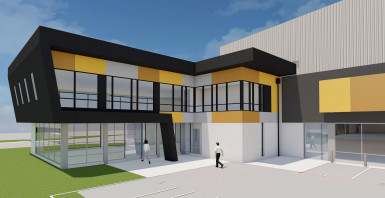 New Industrial Warehouse  for Lease Auckland