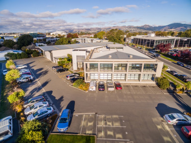 Office and Warehouse Space  for Sale Middleton Christchurch