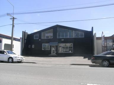 Tidy Warehouse and Office  for Lease Phillipstown Christchurch