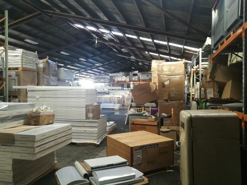 Clear Span Warehouse  Avondale Auckland