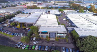Prime Standalone Warehouse  for Lease Penrose Auckland