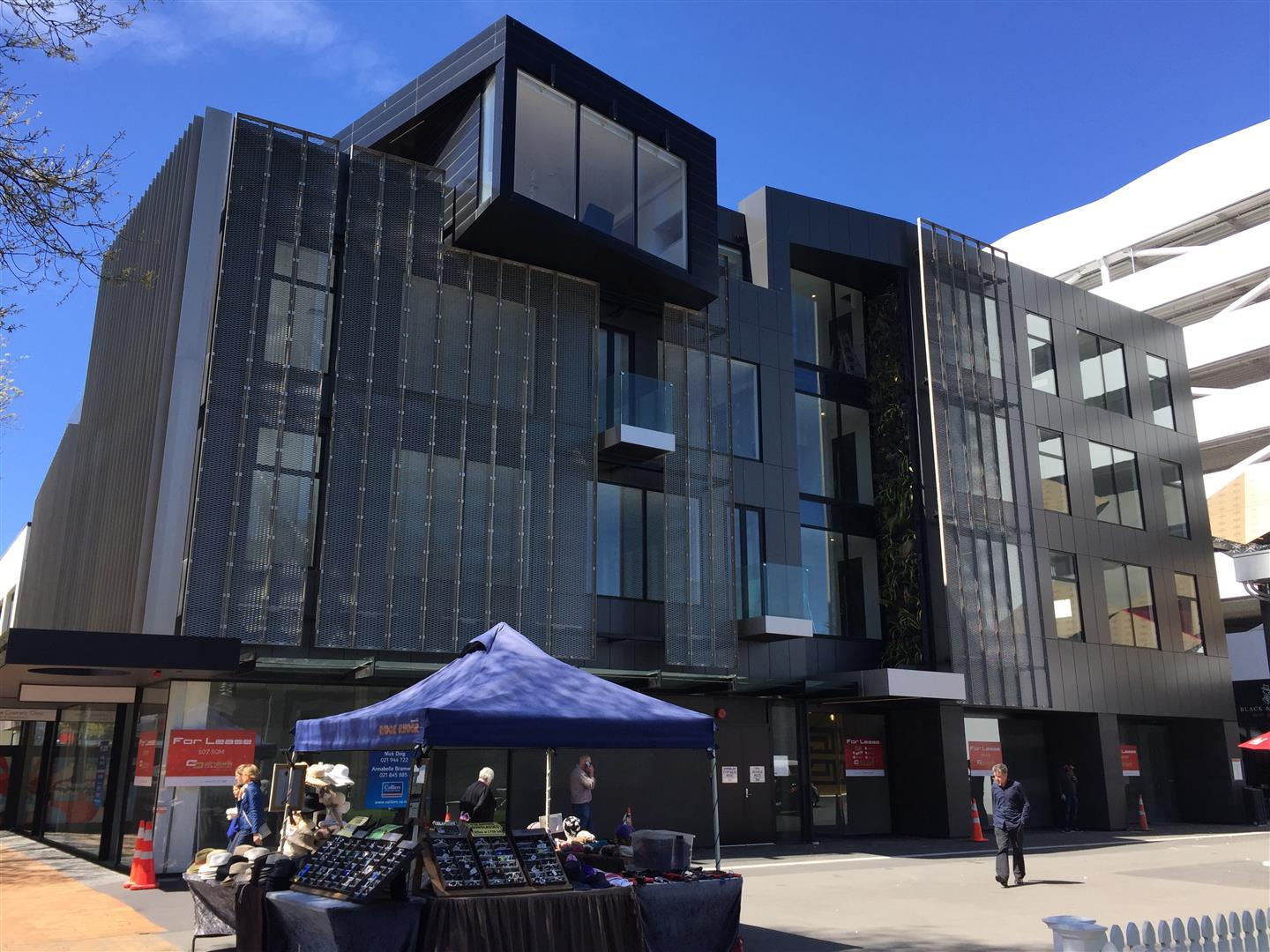 Offices  for Lease Central Christchurch