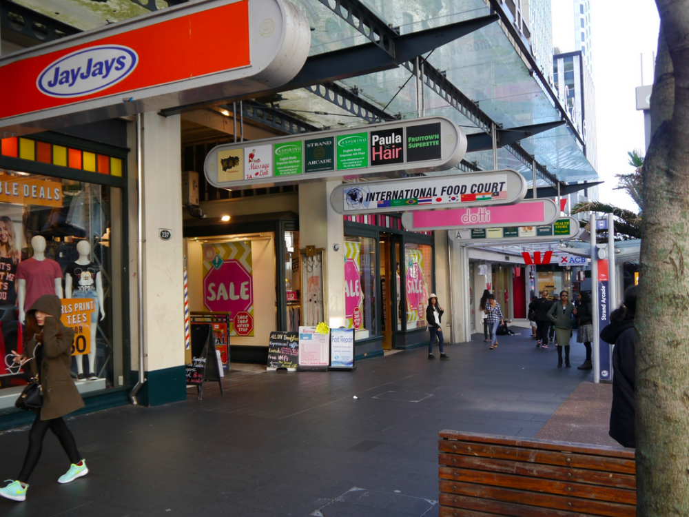 60sqm CBD Retail  for Lease Auckland