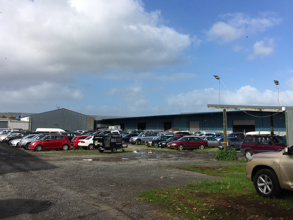 Secure Yard  for Lease Auckland Airport