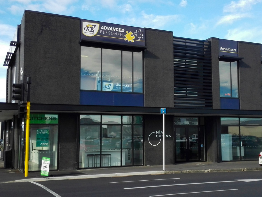 Retail  for Lease Christchurch Central