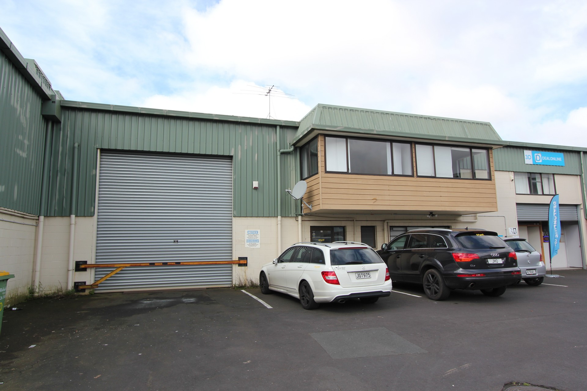 Industrial Unit  for Lease East Tamaki Auckland