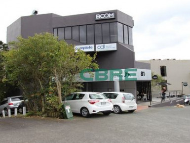 Ground Floor Offices  for Lease Grafton Auckland