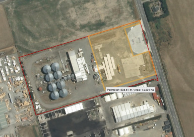 Industrial Warehouse  for Lease Rolleston Christchurch