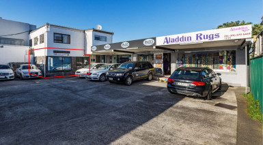 Retail  for Lease Ellerslie Auckland