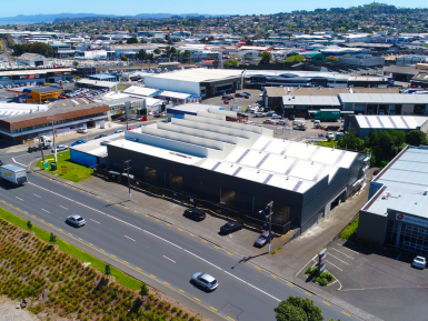 High Profile Warehouse  for Lease Penrose Auckland